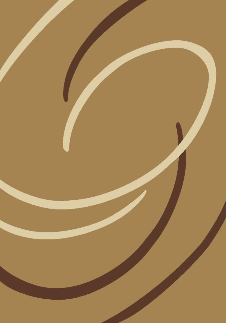 Tapis avec effet 3D design beige Pictu