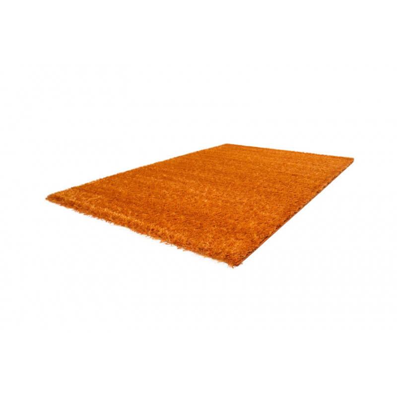 tapis pais longues m ches orange ventura. Black Bedroom Furniture Sets. Home Design Ideas