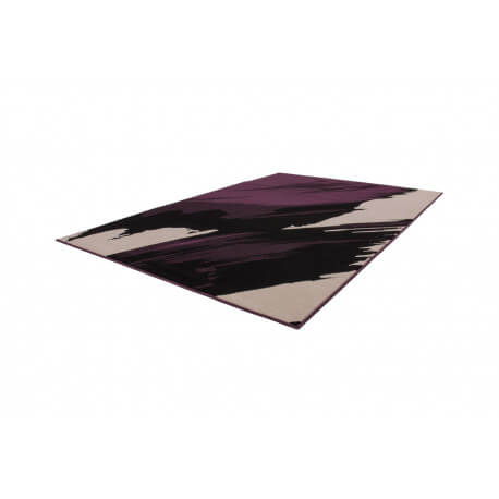 tapis tendance violet courtes m ches lautoka. Black Bedroom Furniture Sets. Home Design Ideas