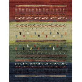 tapis multicolore arc en ciel de couleurs avec un tapis color. Black Bedroom Furniture Sets. Home Design Ideas