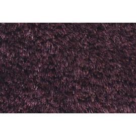 Tapis tufté mécanique shaggy violet Andrew