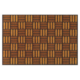 Tapis de propret lavable en machine moderne art deco arte for Paillasson pour exterieur