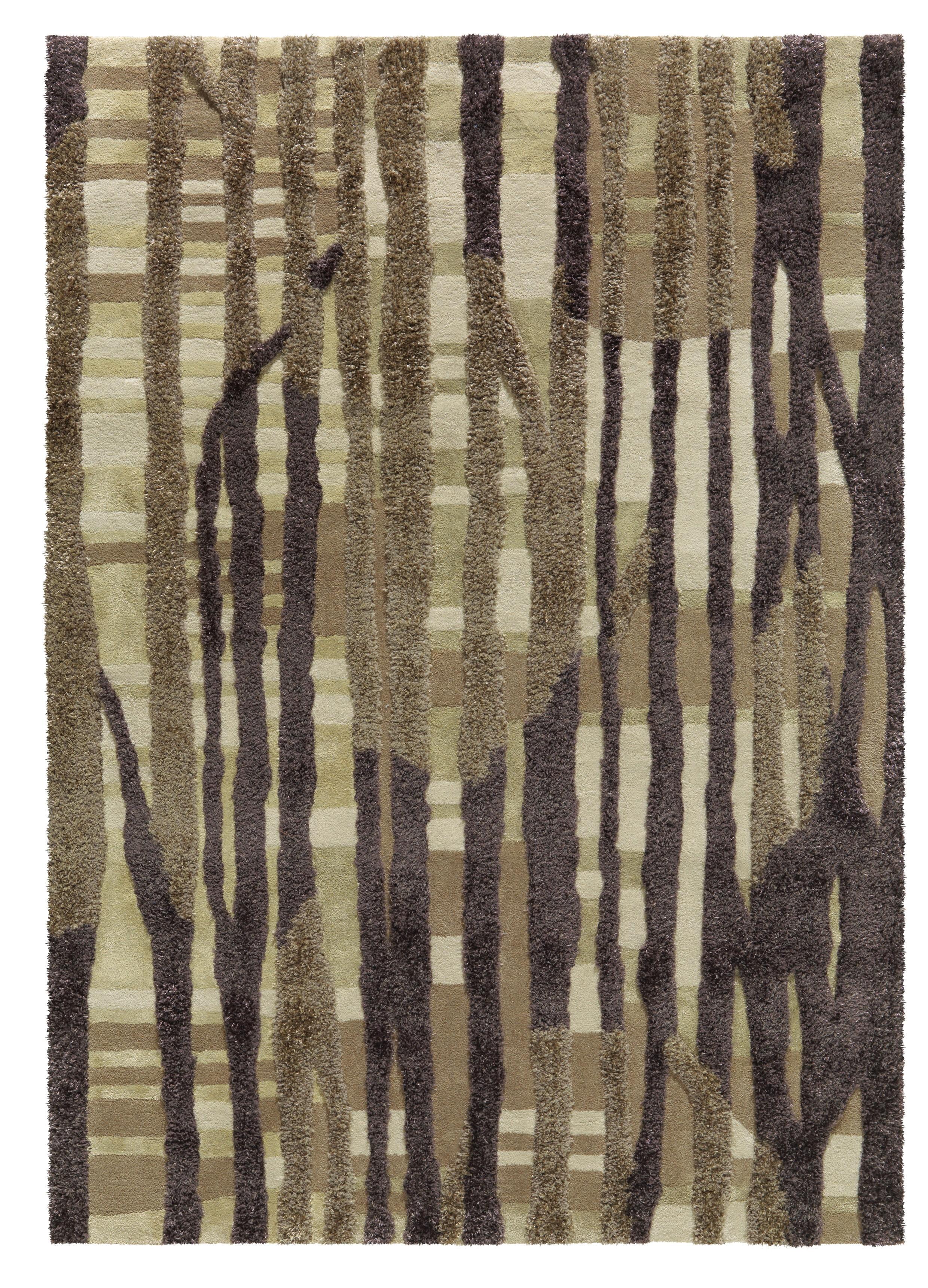 Tapis bambou Trash par Arte Espina