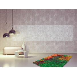 Tapis design multicolore pour intérieur Matic