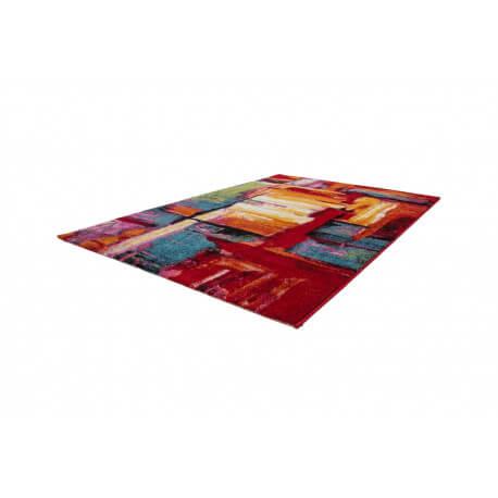 Tapis design pour salon multicolore South
