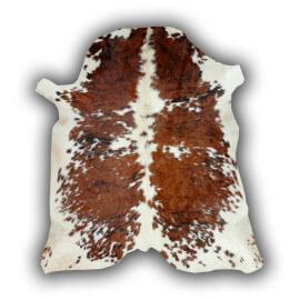 Peau de vache Normande brun claire Valdemoro