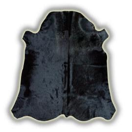 Peau de vache avec imprimé taureau noir Cuenca