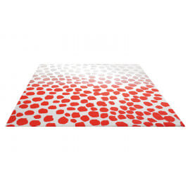Tapis design en polypropylène orange Snugs Esprit Home