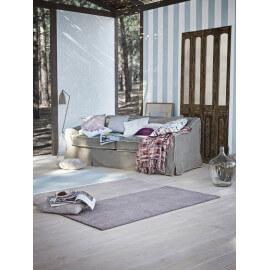 Tapis bleu contemporain pour chambre Winter Coziness Esprit Home