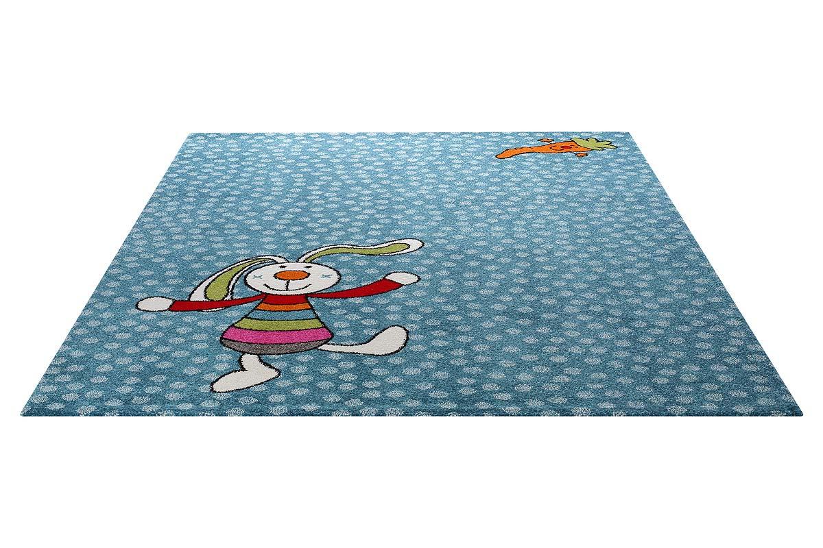 tapis pour chambre d 39 enfant rainbow rabbit sigikid. Black Bedroom Furniture Sets. Home Design Ideas