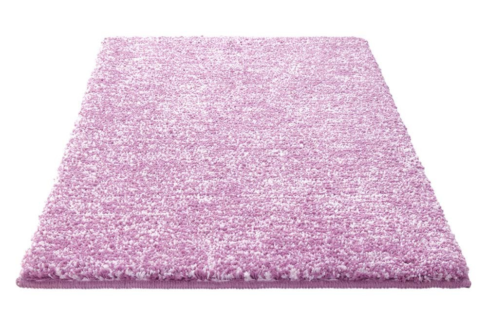 Tapis uni pour salle-de-bain rose Harmony Esprit Home