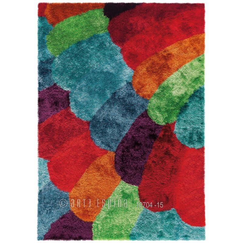 tapis moderne color pour salon doux funky arte espina. Black Bedroom Furniture Sets. Home Design Ideas