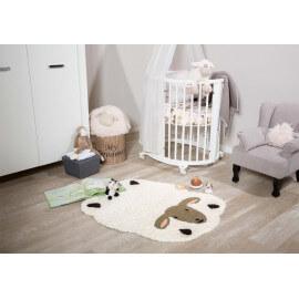 Tapis pour chambre de bébé beige Kids Bip Arte Espina