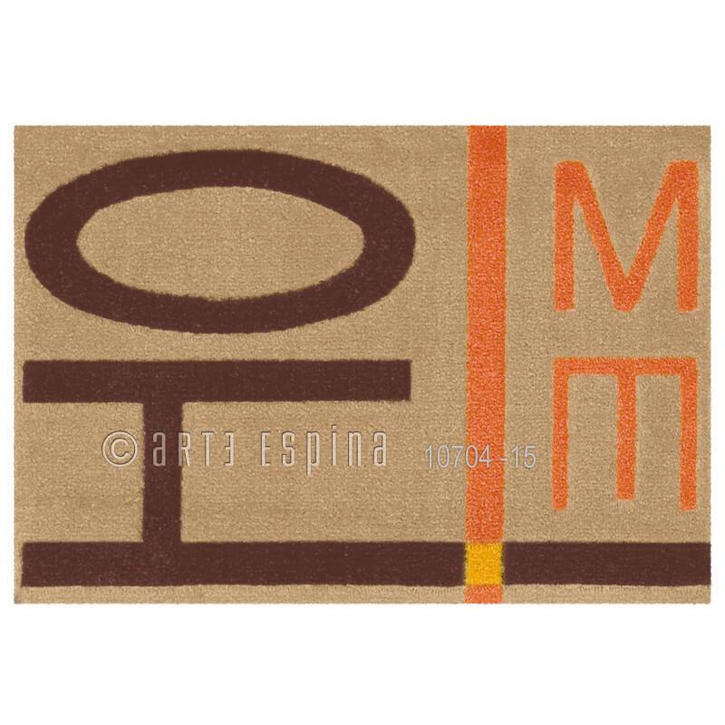 tapis letters de propret arte espina. Black Bedroom Furniture Sets. Home Design Ideas