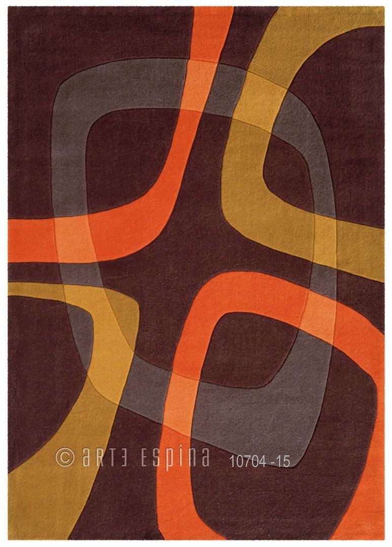 Tapis contemporain Showtime par Arte Espina