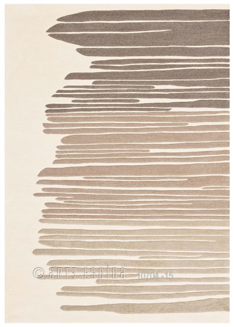 Tapis rectangle Needlecraft ligne par Arte Espina