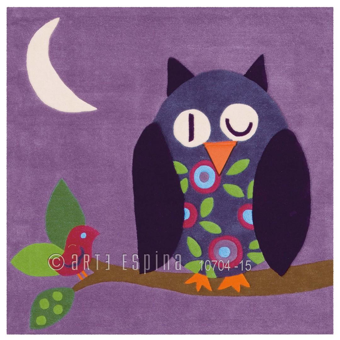 Tapis enfant Owl par Arte Espina