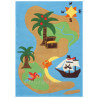 Tapis enfant Island par Arte Espina