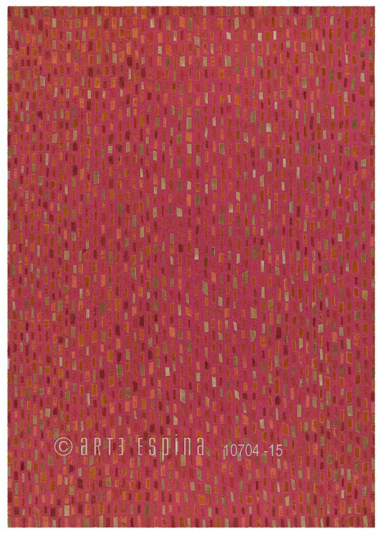 Tapis rouge en cuir pour salon pioneer arte espina for Tapis rouge pour salon
