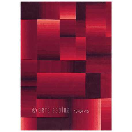 Tapis rouge Digiworld Arte Espina