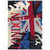 Tapis design Down Town London par Arte Espina