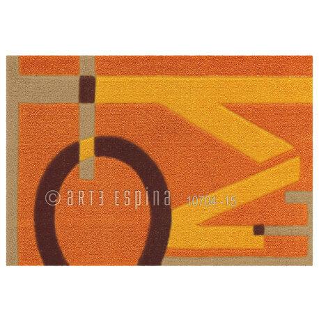 Tapis de couloir Letters par Arte Espina