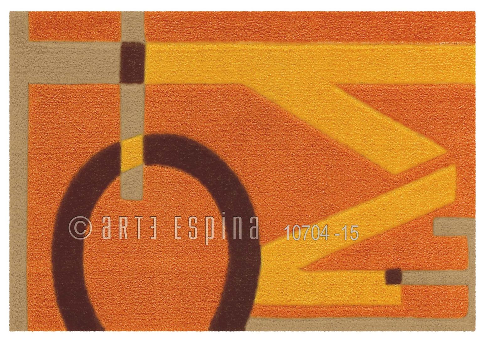 Tapis de propreté Letters Arte Espina
