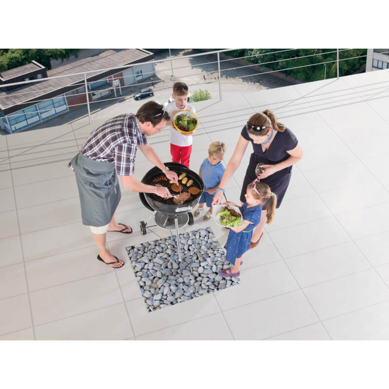 tapis de barbecue de fabrication belge chaplin. Black Bedroom Furniture Sets. Home Design Ideas