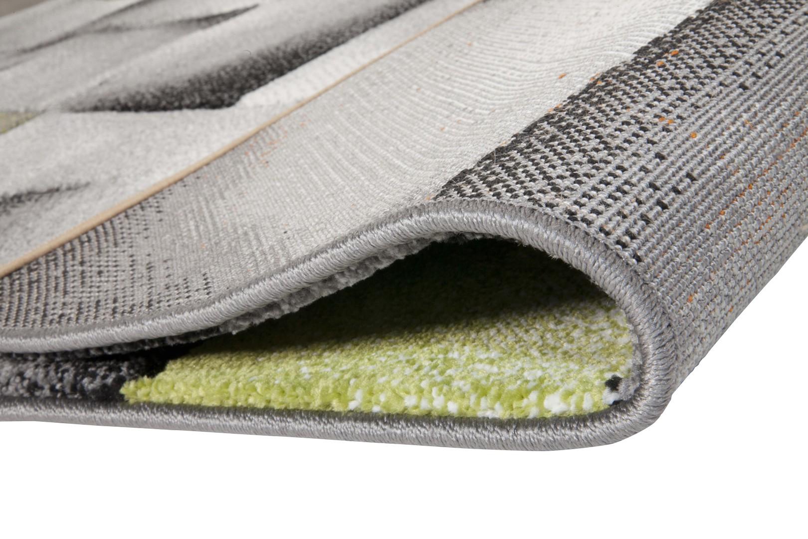 tapis avec effet 3d vintage pour salon crystal. Black Bedroom Furniture Sets. Home Design Ideas