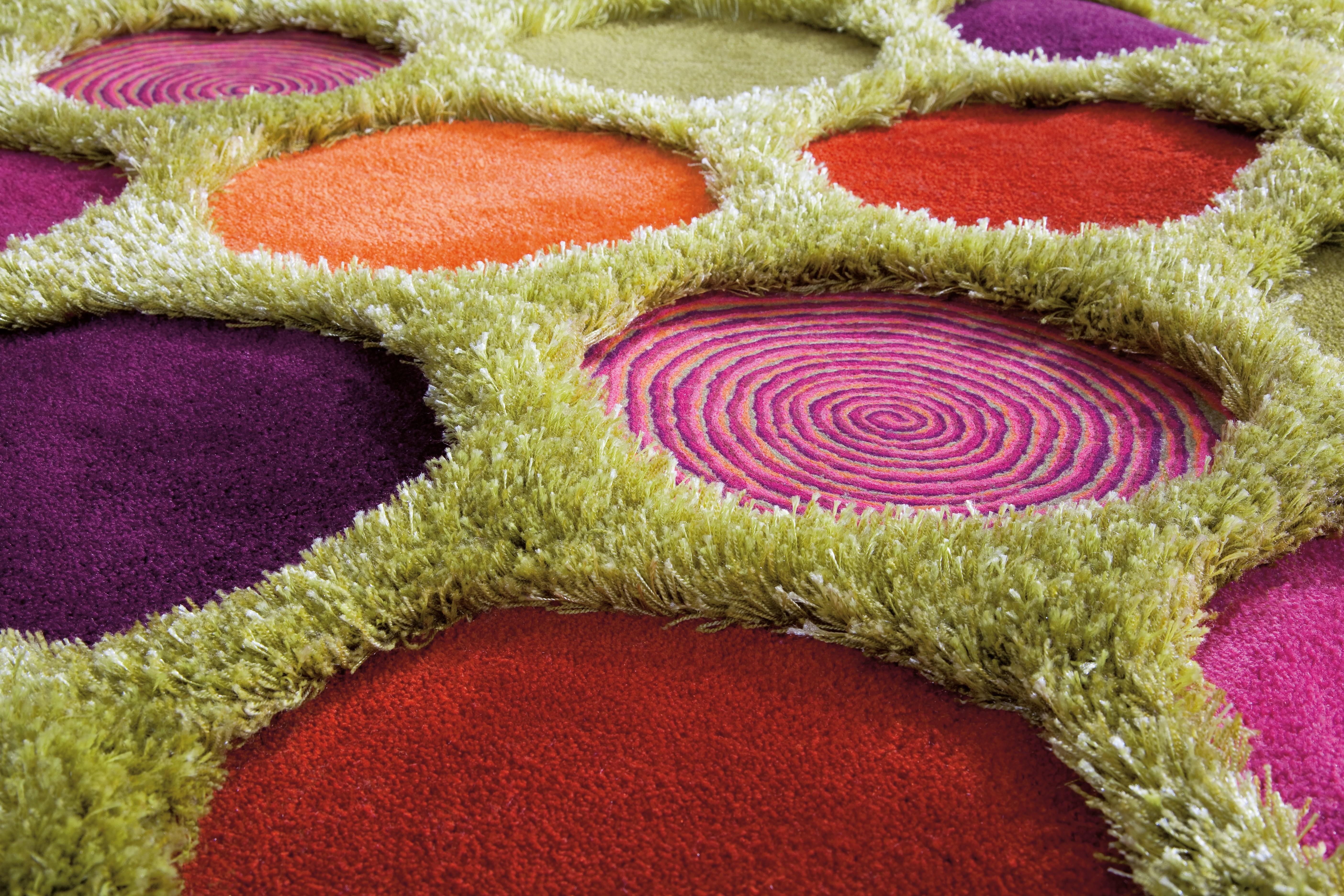 Tapis rectangulaire Bizarre Bazar par Arte Espina