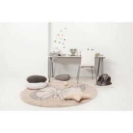 tapis multicolore pour chambre d 39 enfant deeper. Black Bedroom Furniture Sets. Home Design Ideas