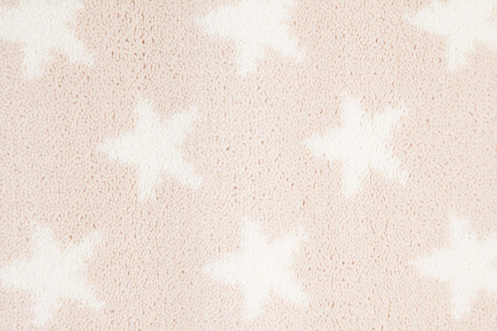 tapis pour chambre de b b rose estrellitas lorena canals. Black Bedroom Furniture Sets. Home Design Ideas