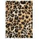 Tapis léopard natural skin par Arte Espina
