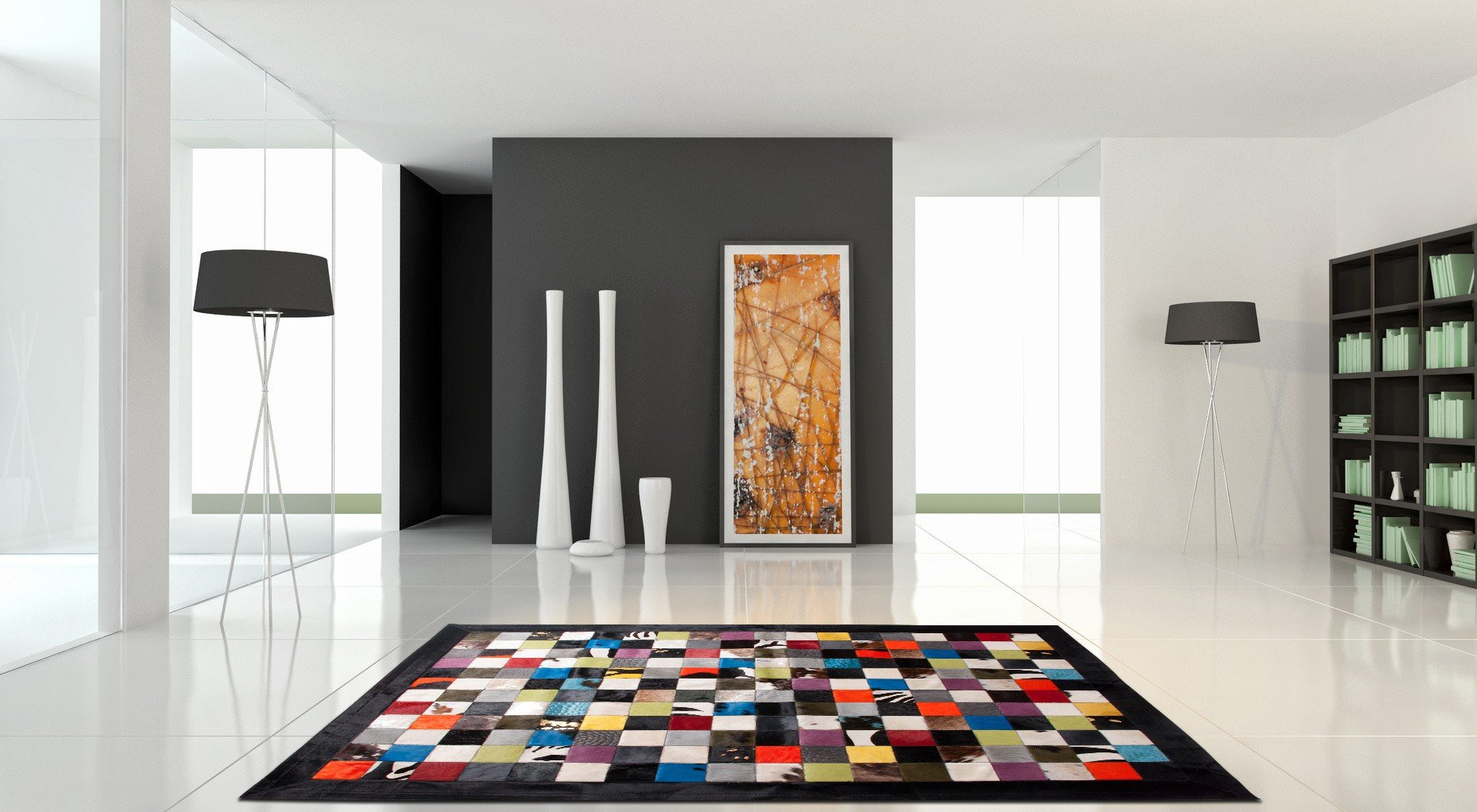 tapis peau de vache maison du monde photos de conception de maison. Black Bedroom Furniture Sets. Home Design Ideas