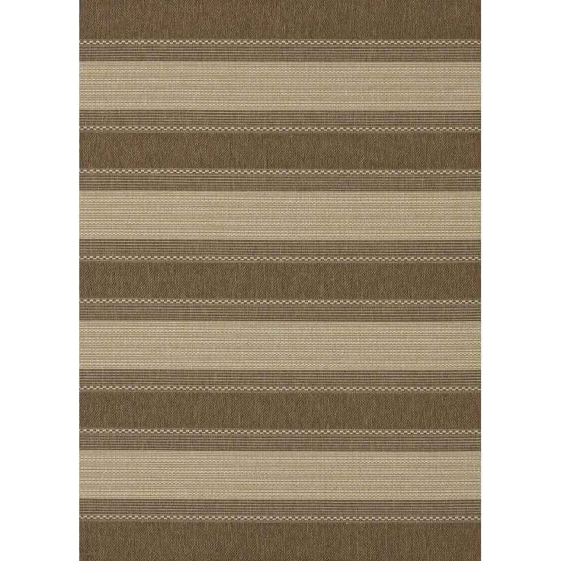 tapis pour terrasse et int rieur en polypropyl ne marron cusack. Black Bedroom Furniture Sets. Home Design Ideas