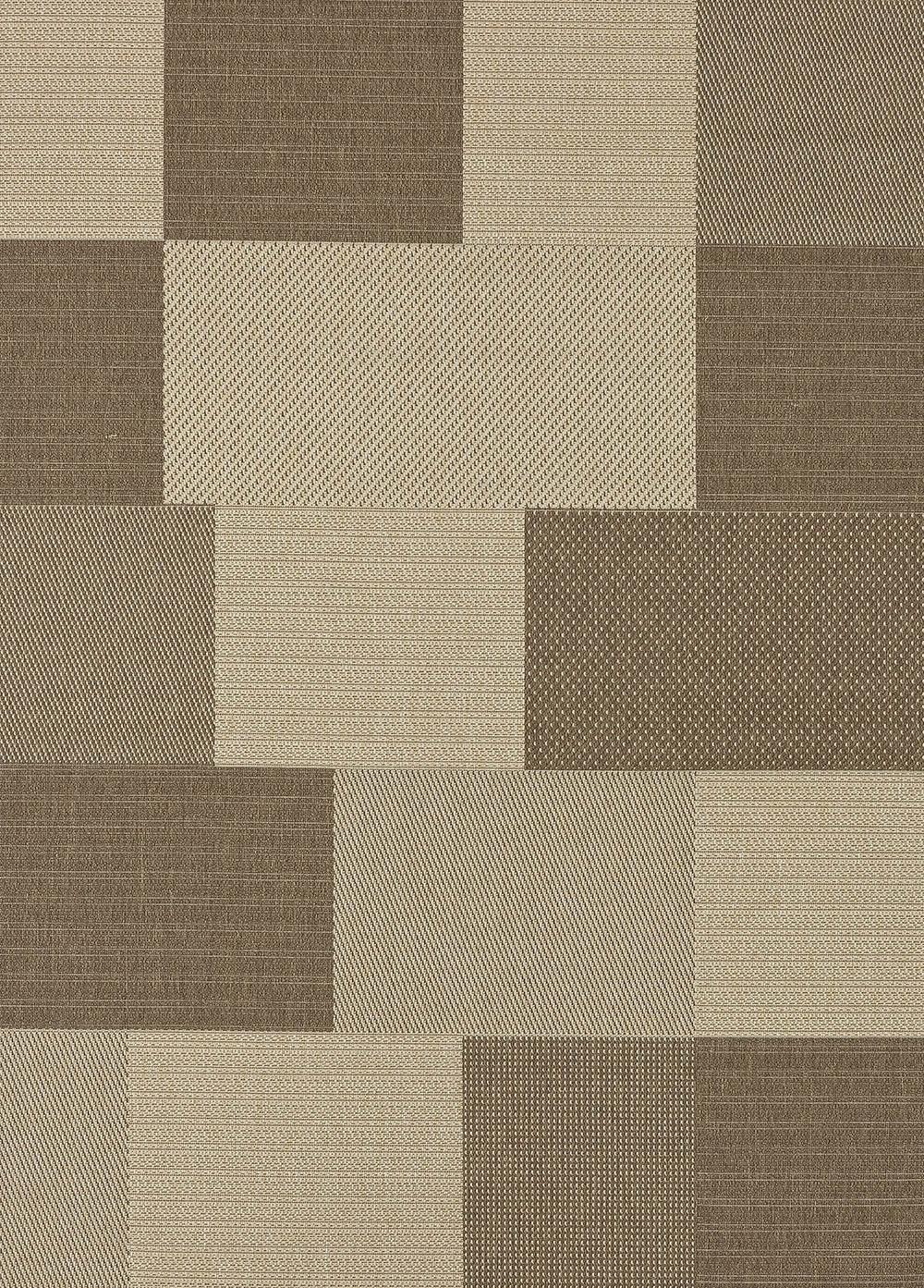 tapis int rieur et ext rieur contemporain marron matrix. Black Bedroom Furniture Sets. Home Design Ideas
