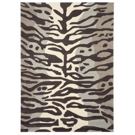 Tapis rectangle natural skin par Arte Espina