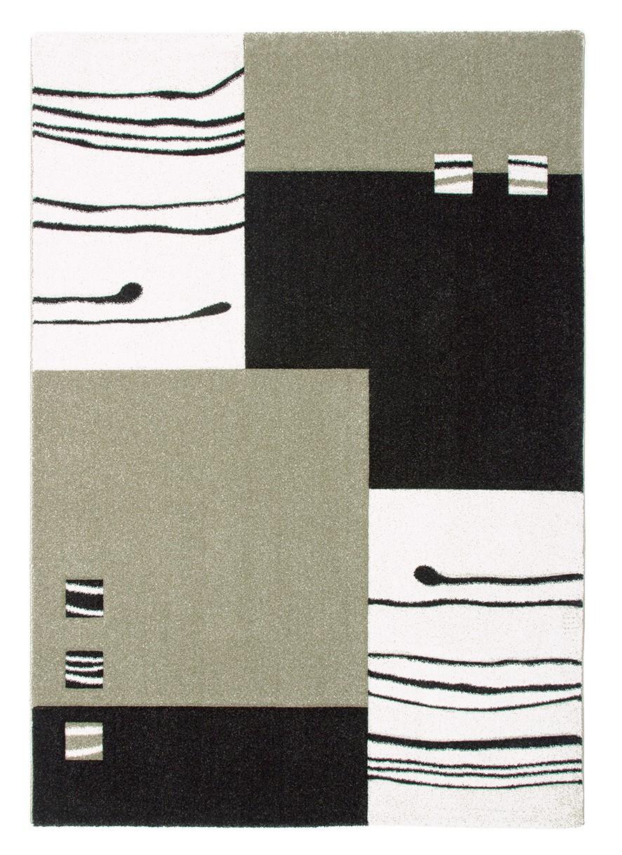 Tapis design rectangulaire beige Dream