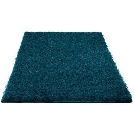 tapis de salle de bain antid rapant turquoise chill. Black Bedroom Furniture Sets. Home Design Ideas