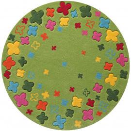 Tapis rond pour enfant Bloom Field par Esprit Home