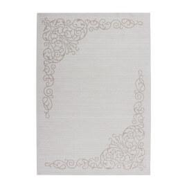 tapis de salle manger shaggy design gris ethan. Black Bedroom Furniture Sets. Home Design Ideas