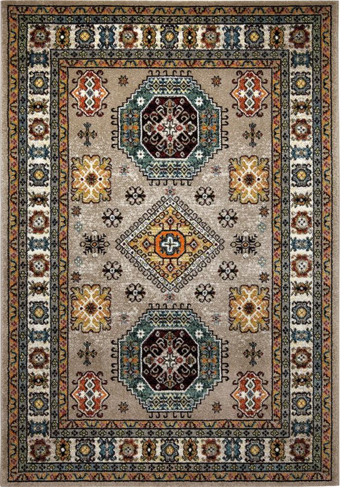Tapis style d'orient multicolore Majorelle