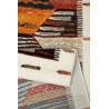 Tapis polypropylène multicolore Modern Berber