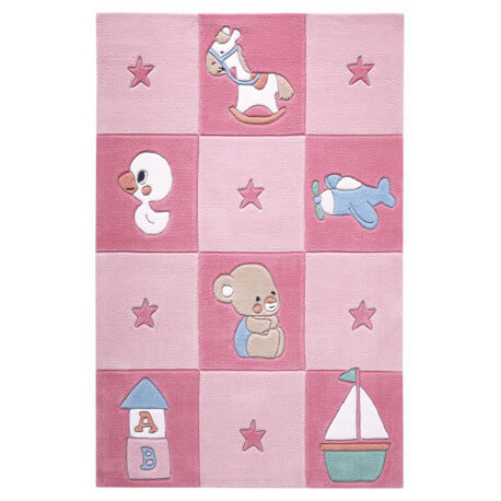 Tapis pour chambre de bébé Newborn