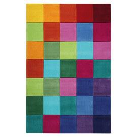 Tapis coloré pour enfant Smart Square