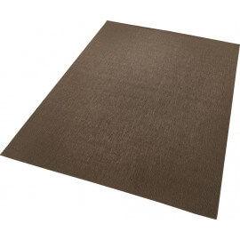 Tapis marron uni dégradé Resort Sisal Style Esprit Home