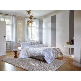 Tapis de chambre marron à longues mèches Fluffy Esprit Home