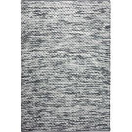 Tapis gris d'Inde en laine et coton Reflection Esprit Home
