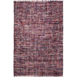 Tapis pour chambre en pure laine pourpre Purl Esprit Home