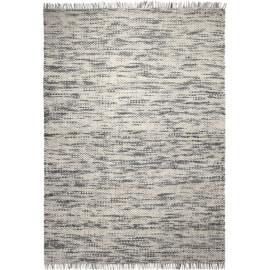 Tapis pour chambre en pure laine gris Purl Esprit Home